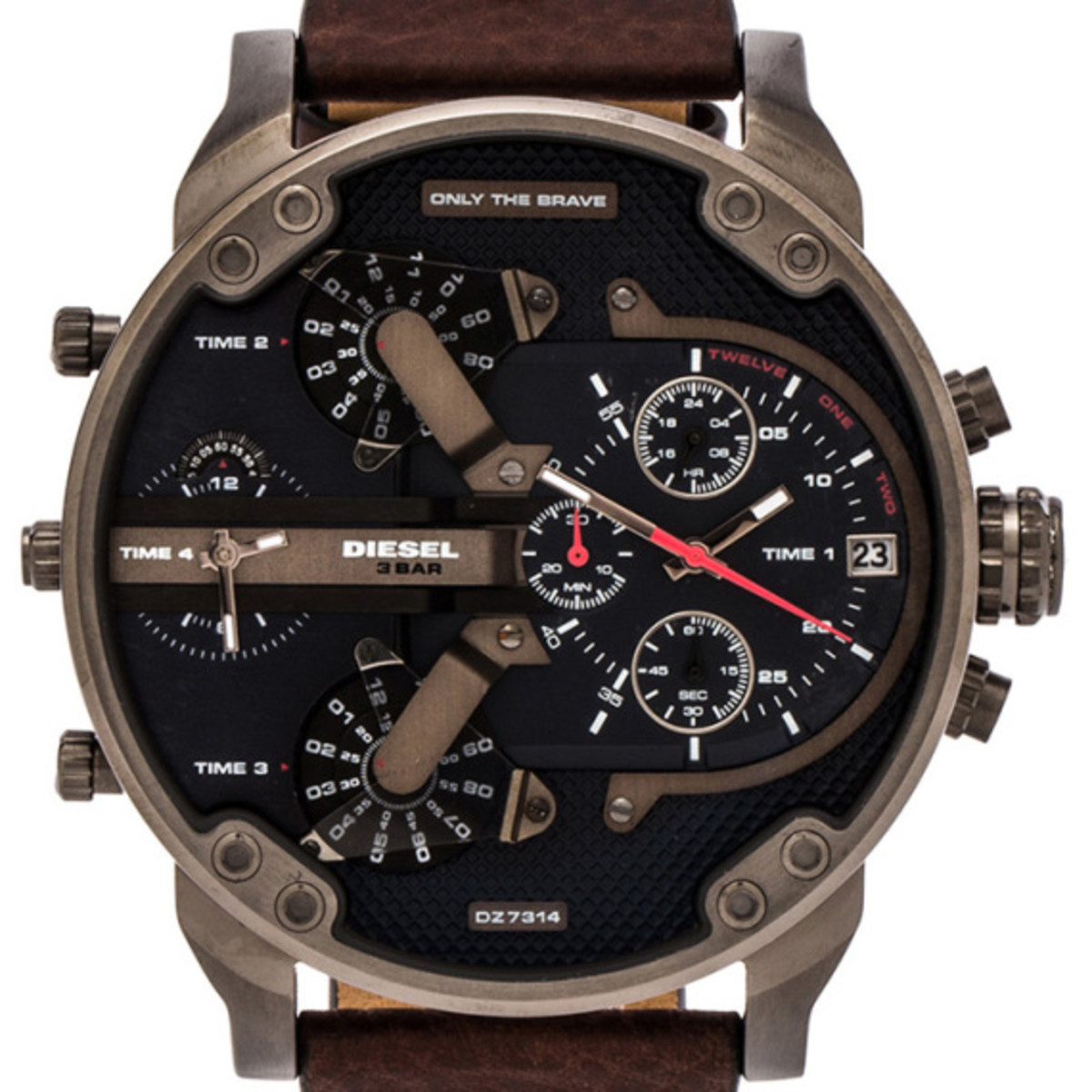 Diesel Mr Daddy 2.0 Chronograph Watch – Gunmetal - 2