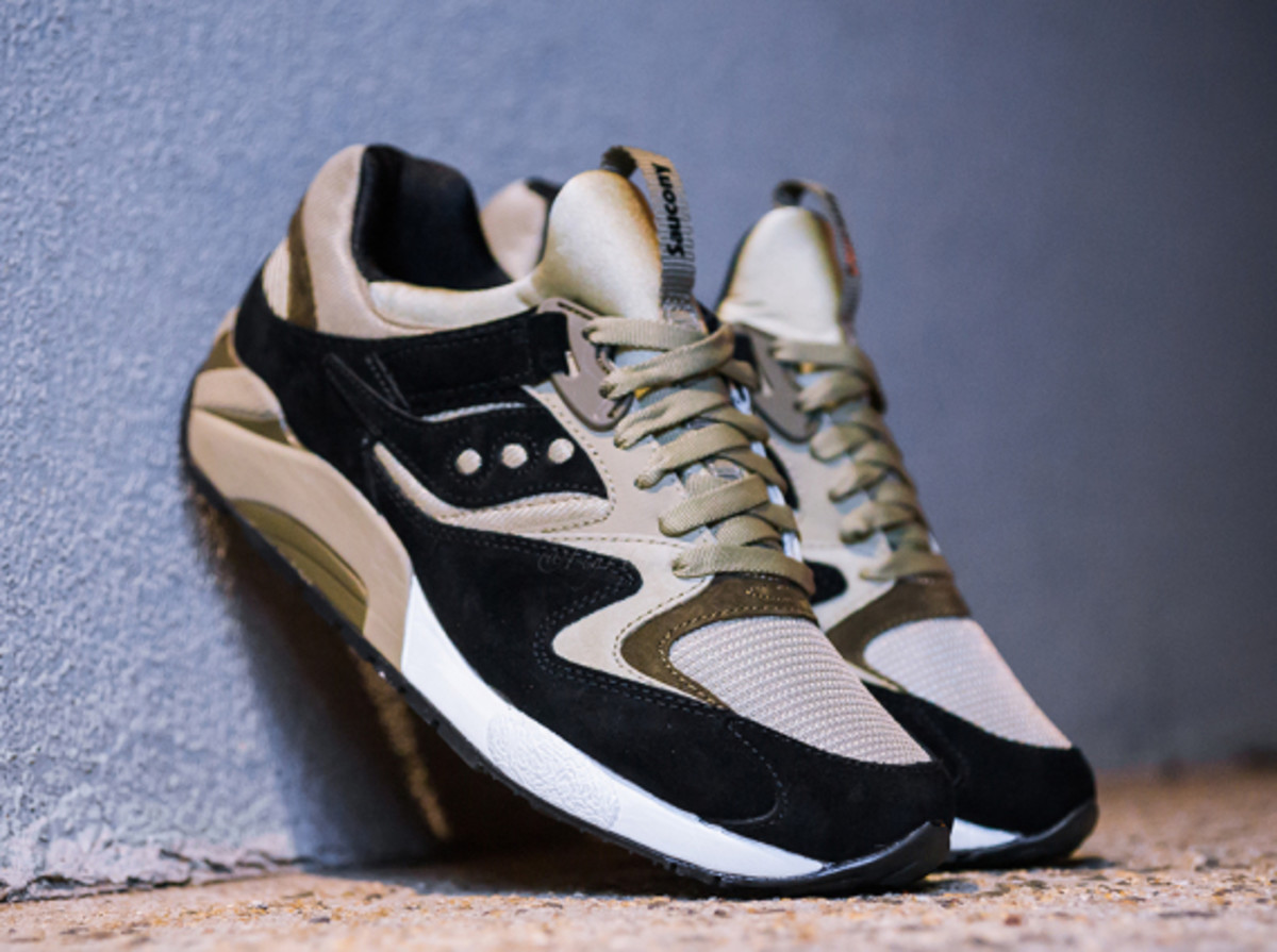 "Saucony Grid 9000 ""Autumn Spice"" Collection – Now Available - 6"
