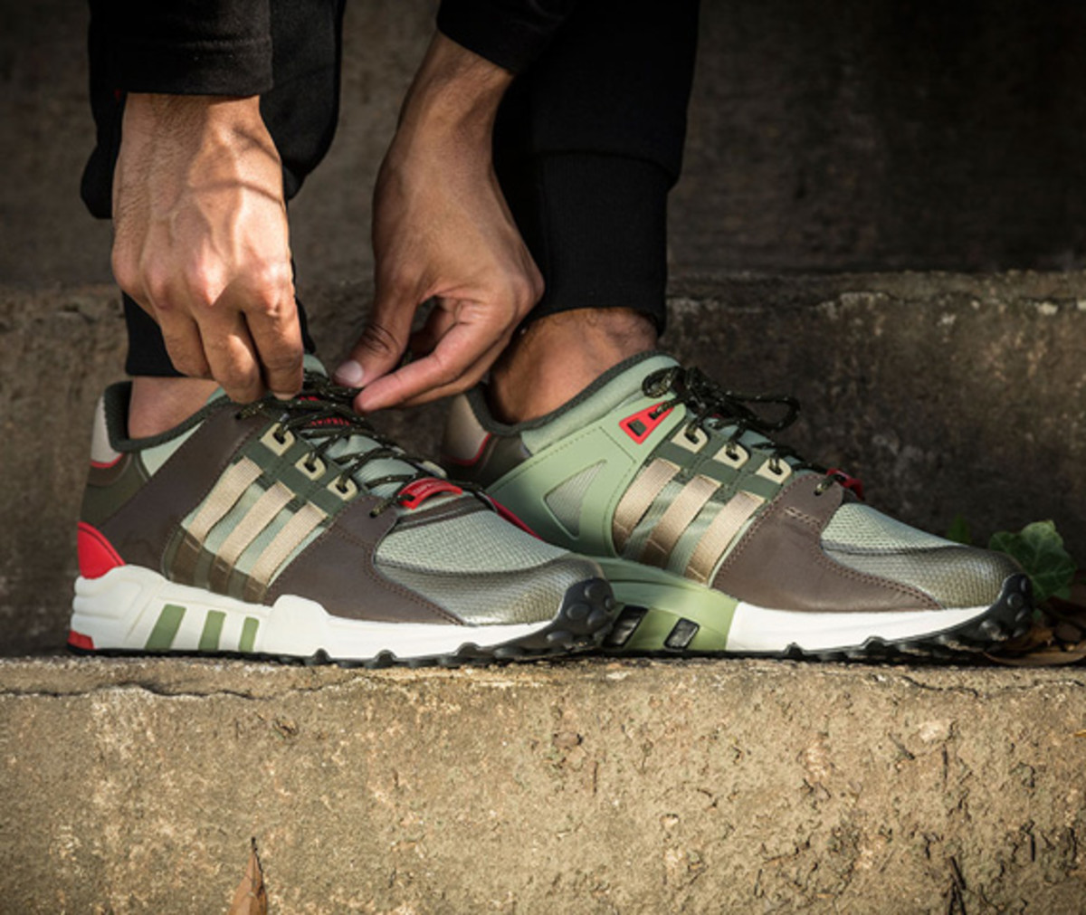 "adidas Originals EQT Running Support 93 – ""Black Gucci"" - 5"