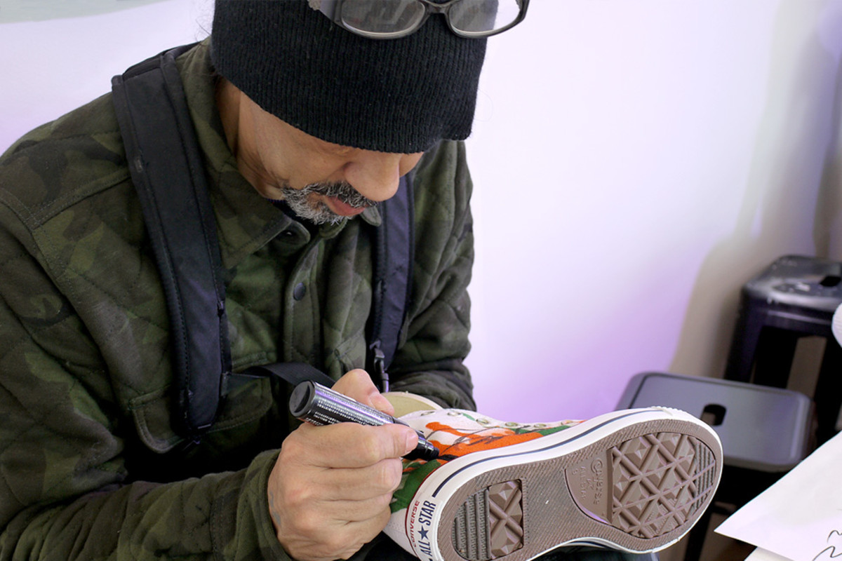 Futura Speaks on the Converse Made by You Campaign - 0