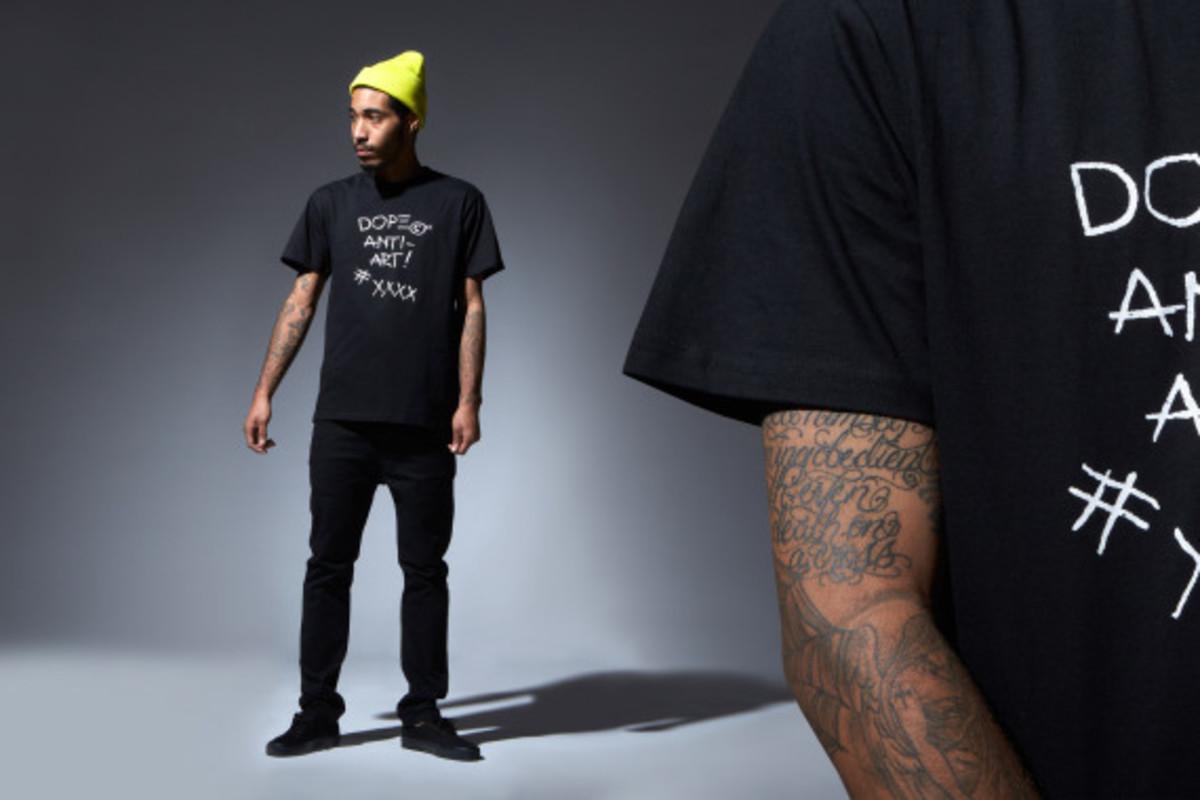 DOPE – Holiday 2014 Collection Lookbook - 15