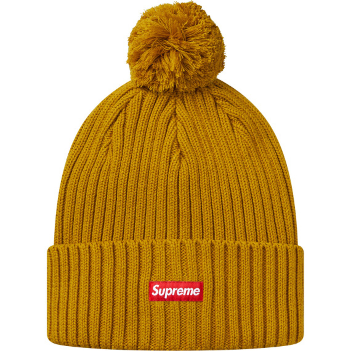 Supreme Ribbed Beanie | Available Now - 4