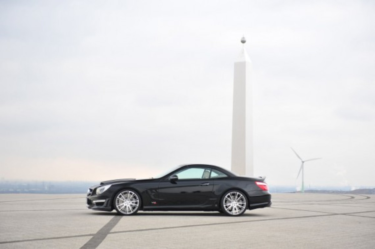 2013 Mercedes-Benz SL65 AMG – 800 Roadster Edition | By BRABUS - 4
