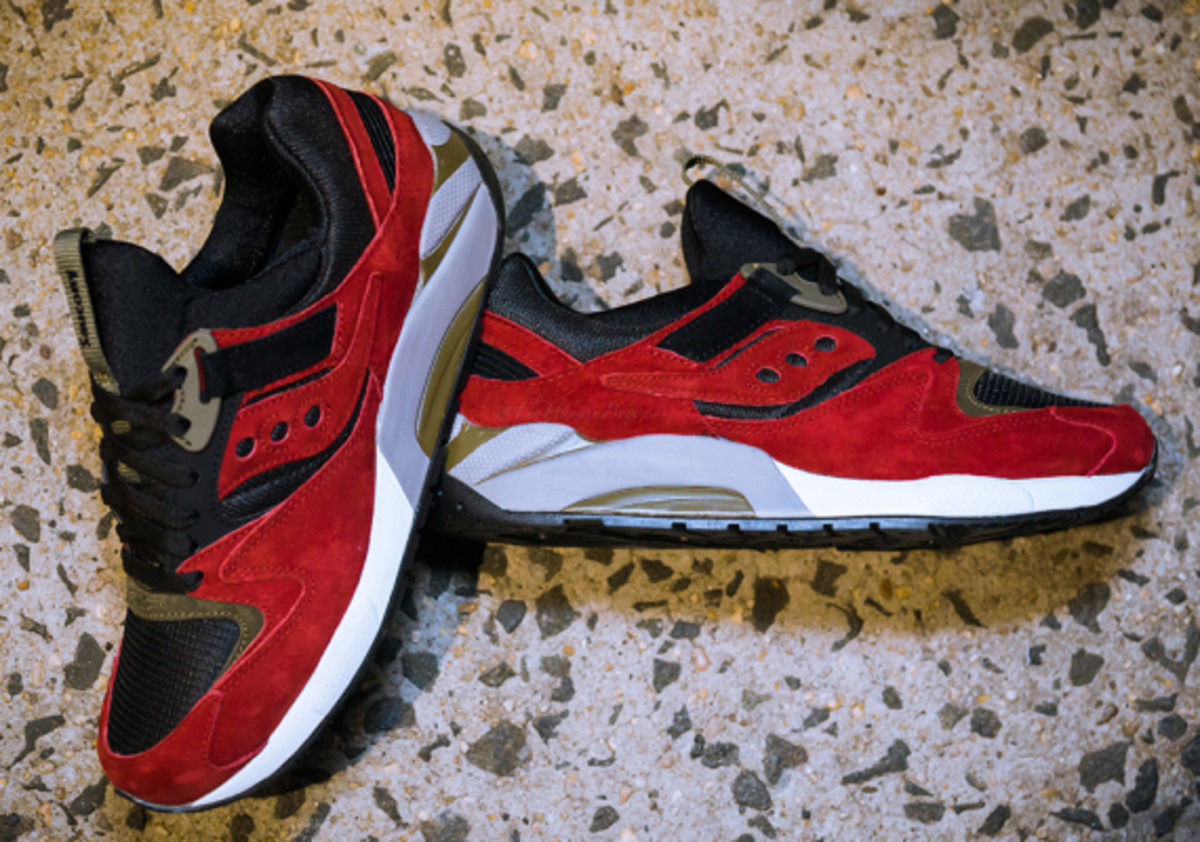 "Saucony Grid 9000 ""Autumn Spice"" Collection – Now Available - 5"