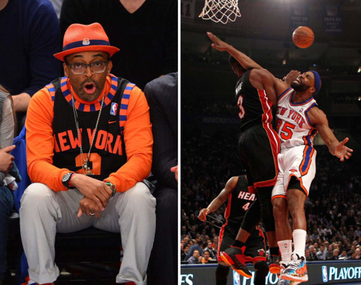 "separation shoes 95e5f 480a1 Fresh Celeb: Spike Lee Nike Air Foamposite One | ""New York ..."