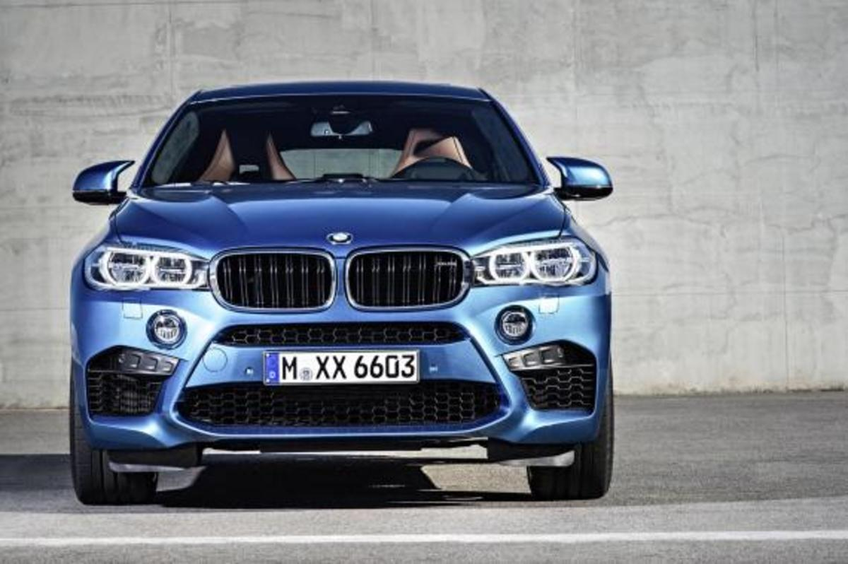 BMW Unveils 2016 X5 M and X6 M - 9