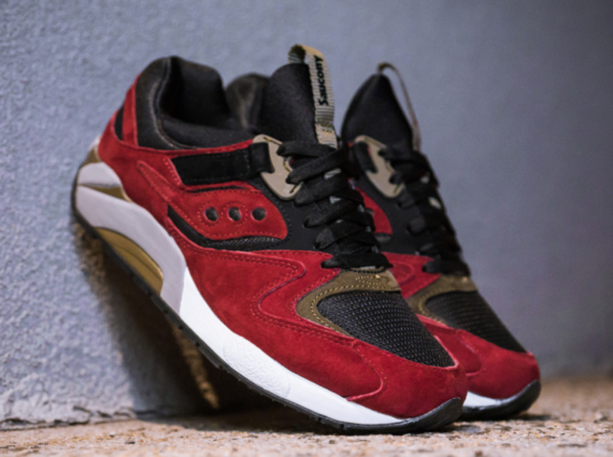 "Saucony Grid 9000 ""Autumn Spice"" Collection – Now Available - 3"
