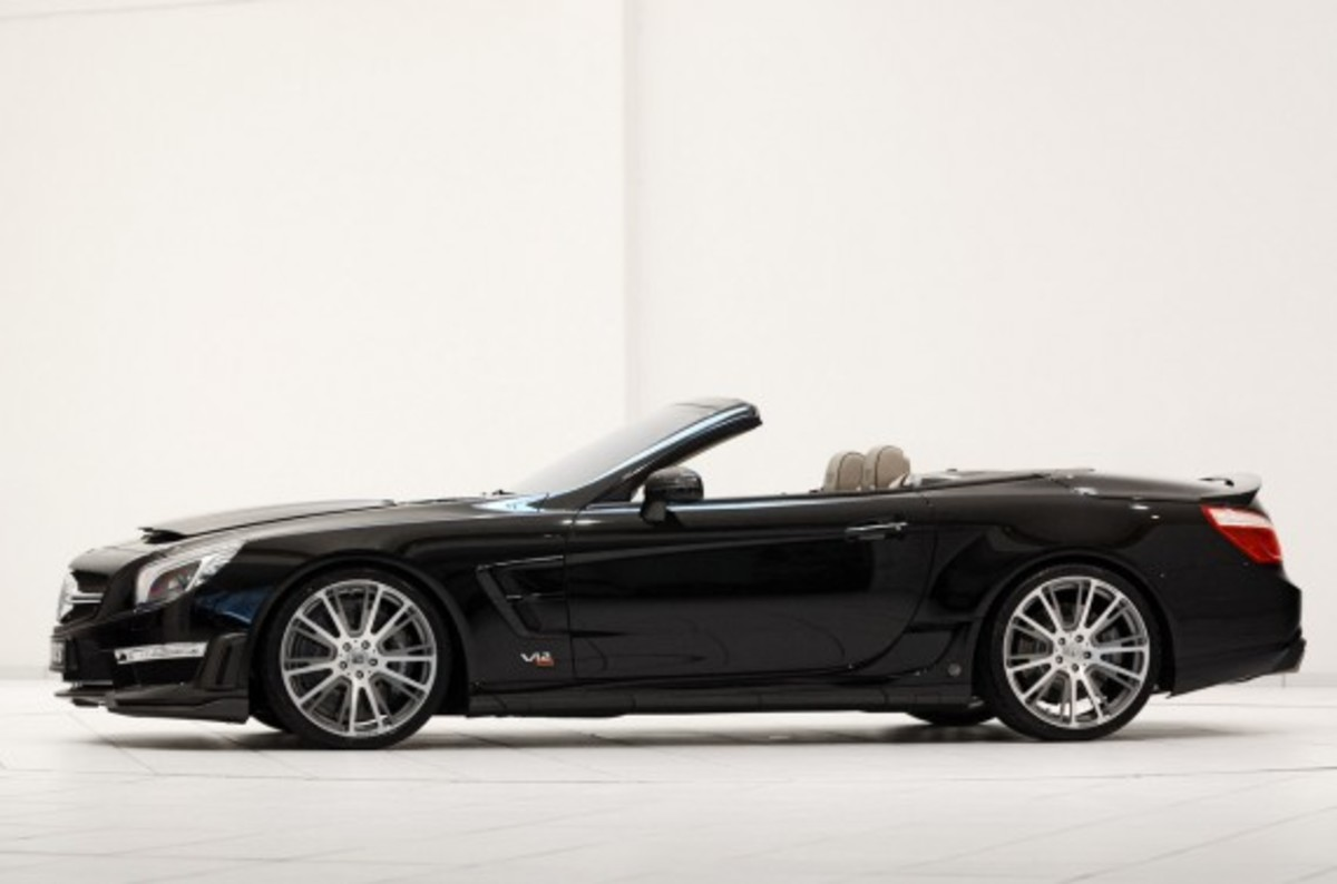 2013 Mercedes-Benz SL65 AMG – 800 Roadster Edition | By BRABUS - 8