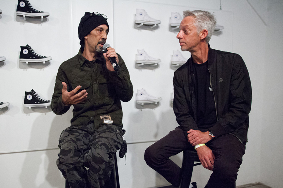 Futura Speaks on the Converse Made by You Campaign - 4