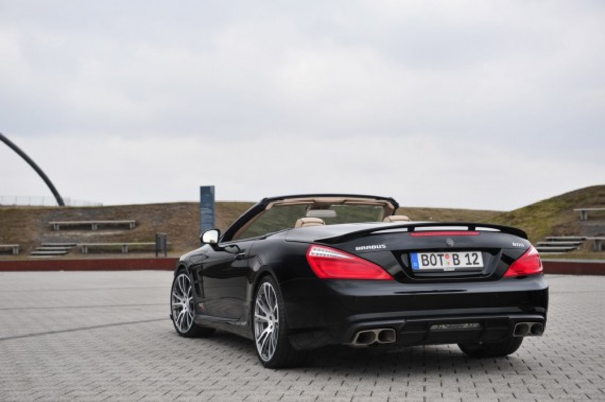 2013 Mercedes-Benz SL65 AMG – 800 Roadster Edition | By BRABUS - 2