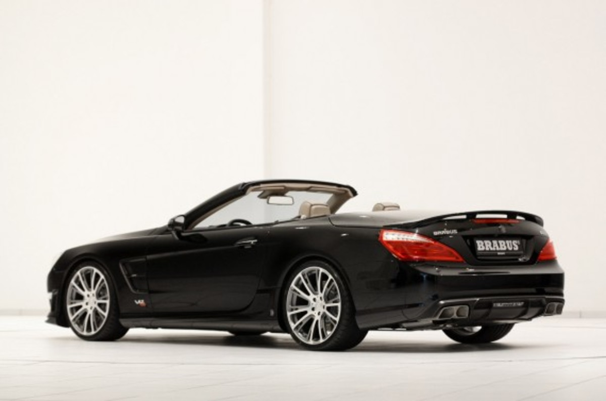 2013 Mercedes-Benz SL65 AMG – 800 Roadster Edition | By BRABUS - 7