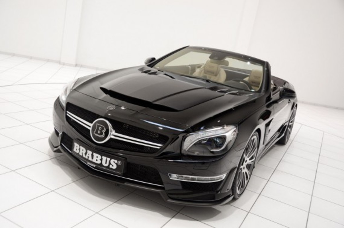 2013 Mercedes-Benz SL65 AMG – 800 Roadster Edition | By BRABUS - 6