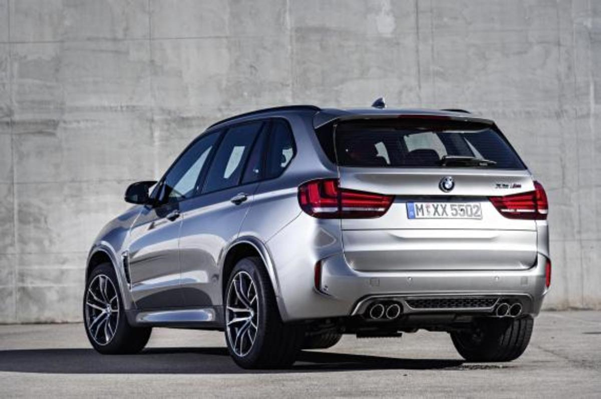 BMW Unveils 2016 X5 M and X6 M - 18