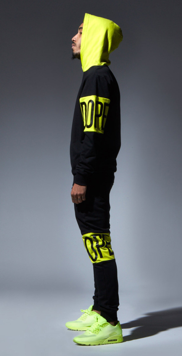DOPE – Holiday 2014 Collection Lookbook - 7