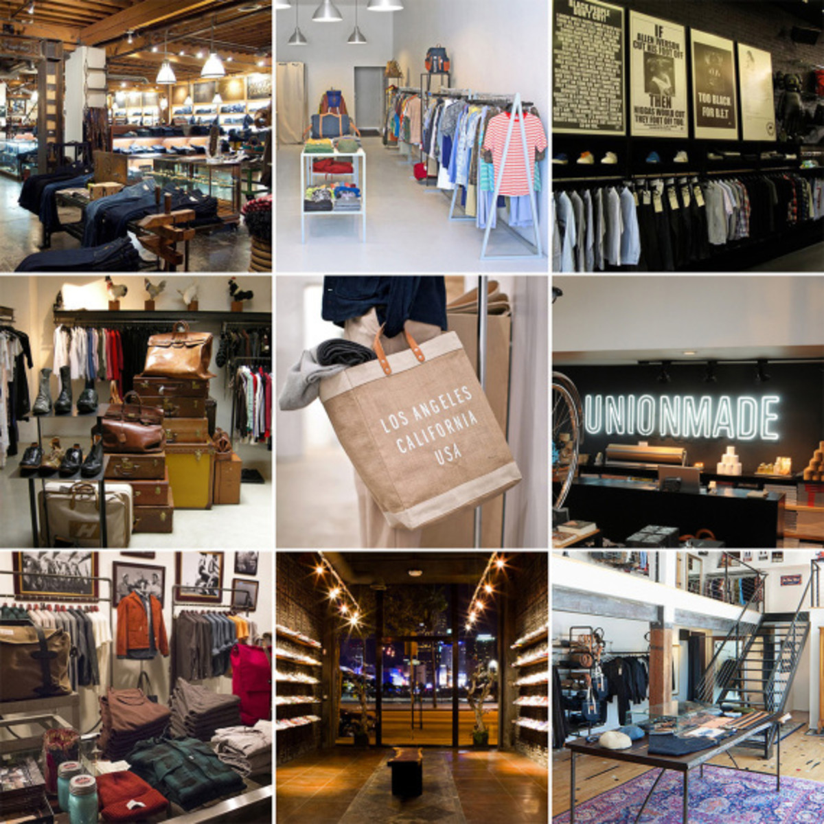 10 Hidden L.A. Retail Spots to Visit for a Closet Upgrade