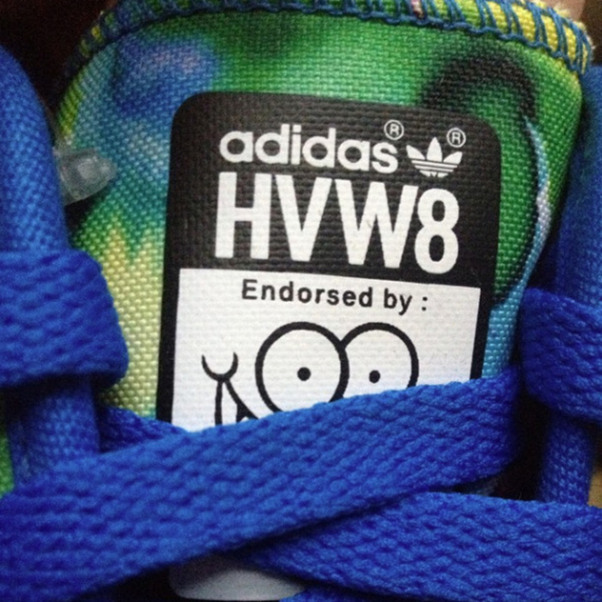 purchase cheap cf577 d4acd adidas Originals x HVW8 Gallery by Kevin Lyons  Jean André  Teaser - 0