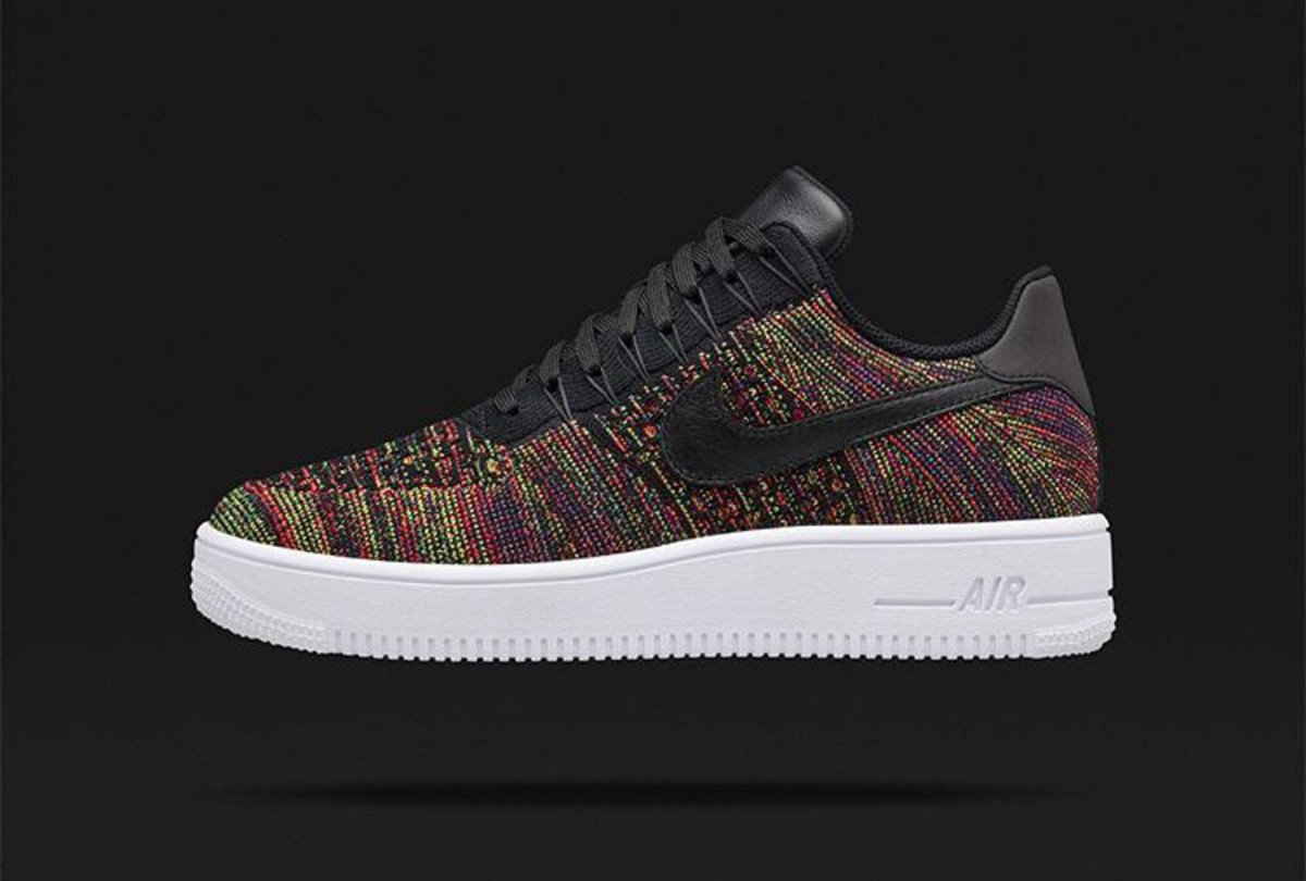 87f5572db9ca4 NikeLab Has a New Multi-Colored Air Force 1 Flyknit on the Way ...
