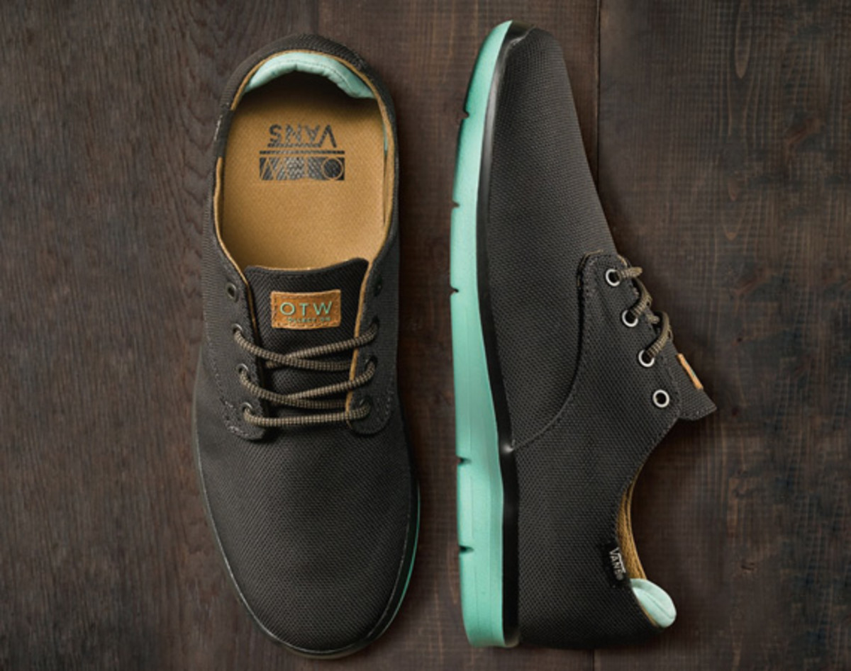 8801b4e4eb Three variations of the Prelow from the VANS OTW collection have just come  out