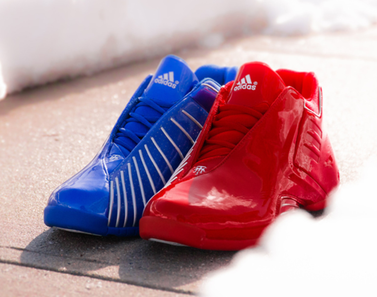 separation shoes 45e7d 6e5cf As the excitement of the NBA All-Star Game is fading away, Packer Shoes is  bringing back an eclectic Player Exclusive from the 2004 All-Star Game.