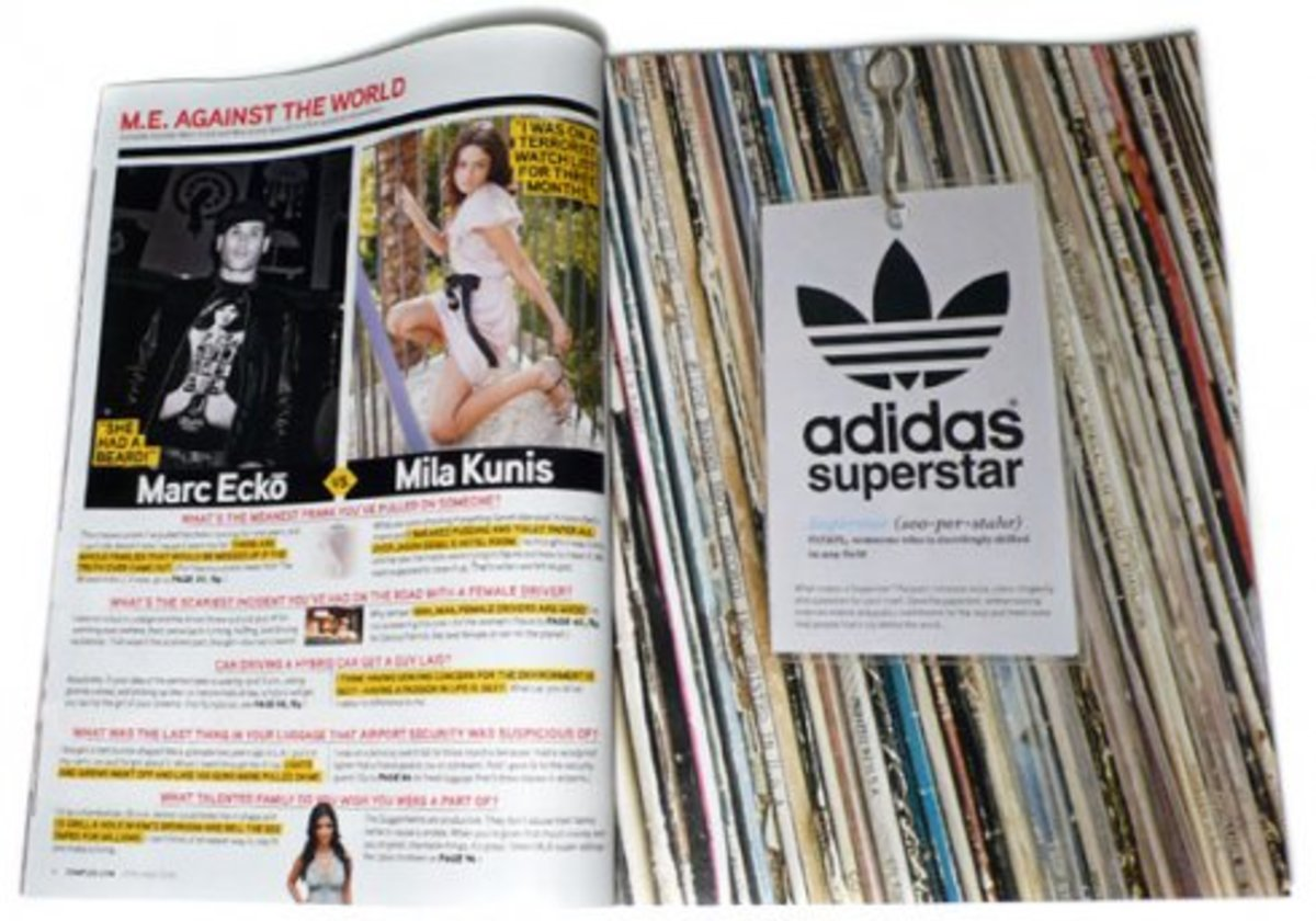 What makes a Superstar? - Complex x Adidas Feature