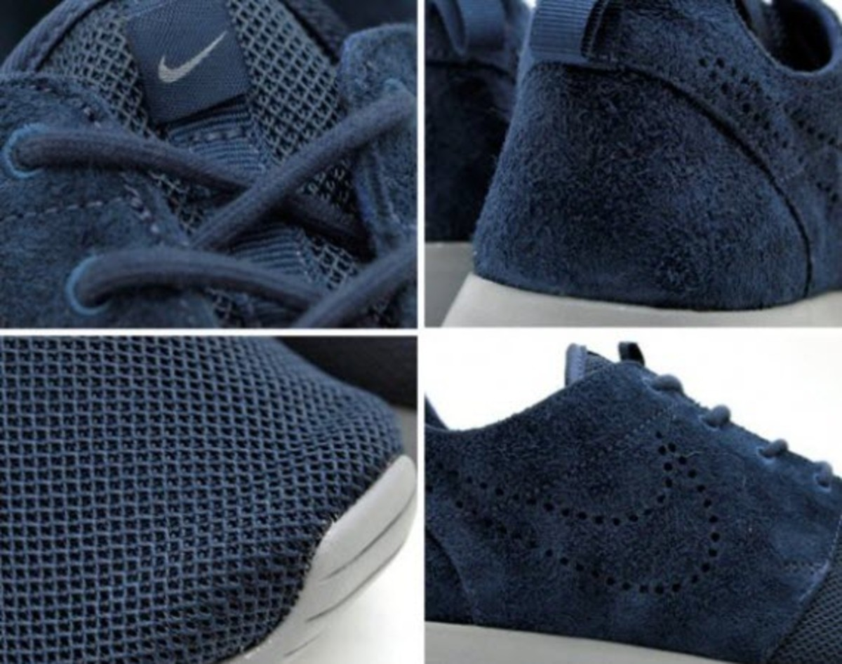 new product f63c5 ecd67 ... successes with the Roshe Run silhouette, Nike Sportswear will be  releasing another version of the popular lightweight runner for the Fall  2012 season.