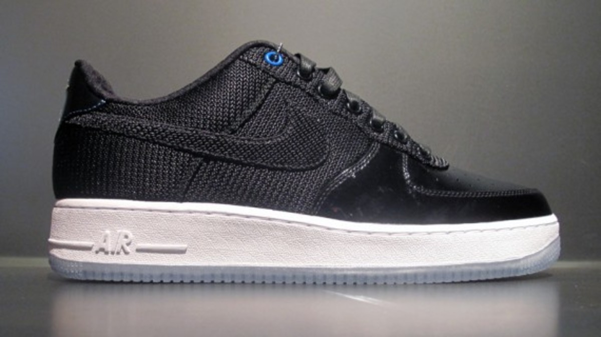 timeless design 8304e 460cc Nike Air Force 1 Bespoke by Bun B Inspired by Air Jordan XI Space Jam