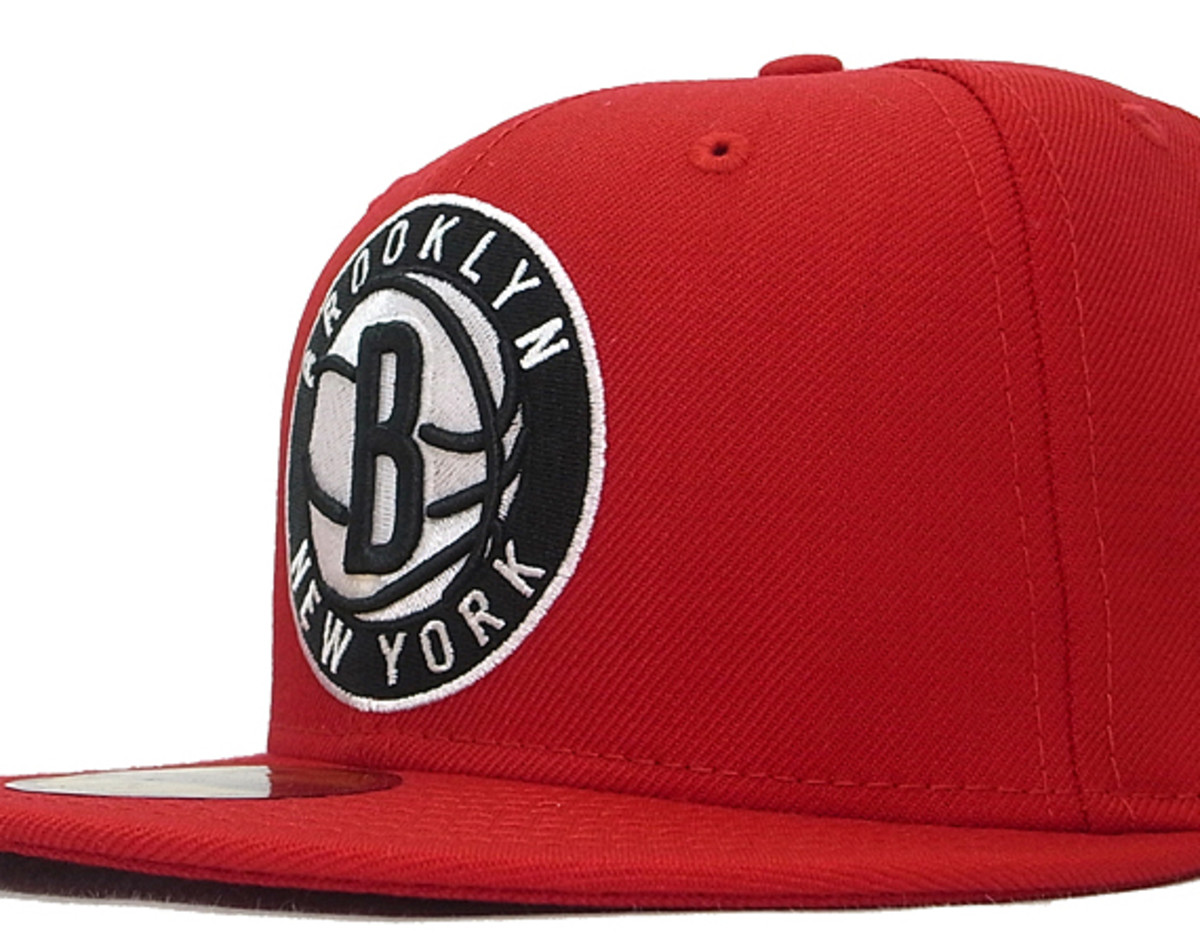 4f75051c Brooklyn Nets x New Era - 59FIFTY Fitted Cap Custom Color Collection ...