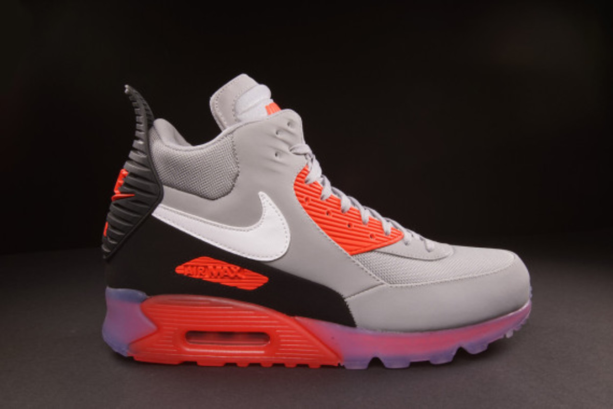 meet 9e0f9 0aac4 coupon code for nike air max 90 sneakerboot icestyle 684722 006color wolf  grey white anthracite infraredprice