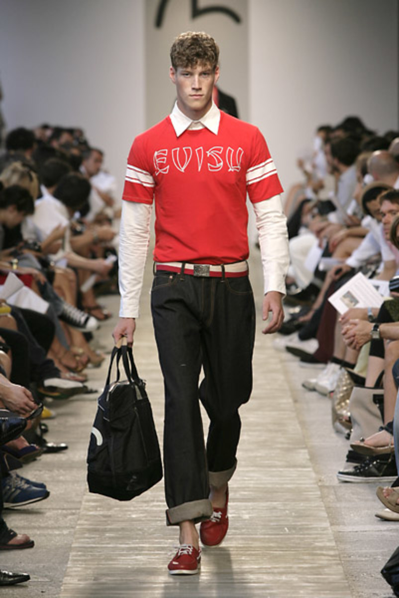 Evisu - Spring/Summer 2009 Preview