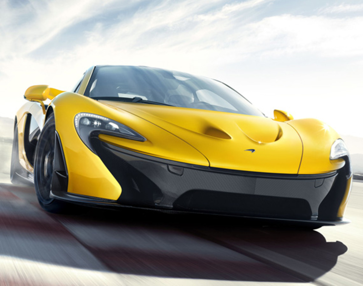 mclaren p1 - officially unveiled - freshness mag
