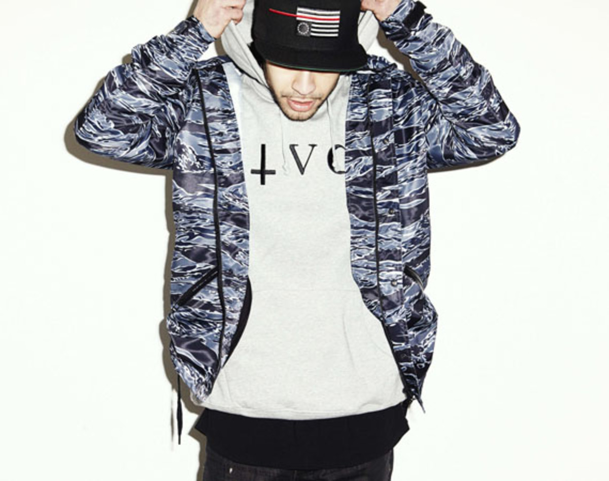 Black Scale - Spring/Summer 2014 Collection Lookbook