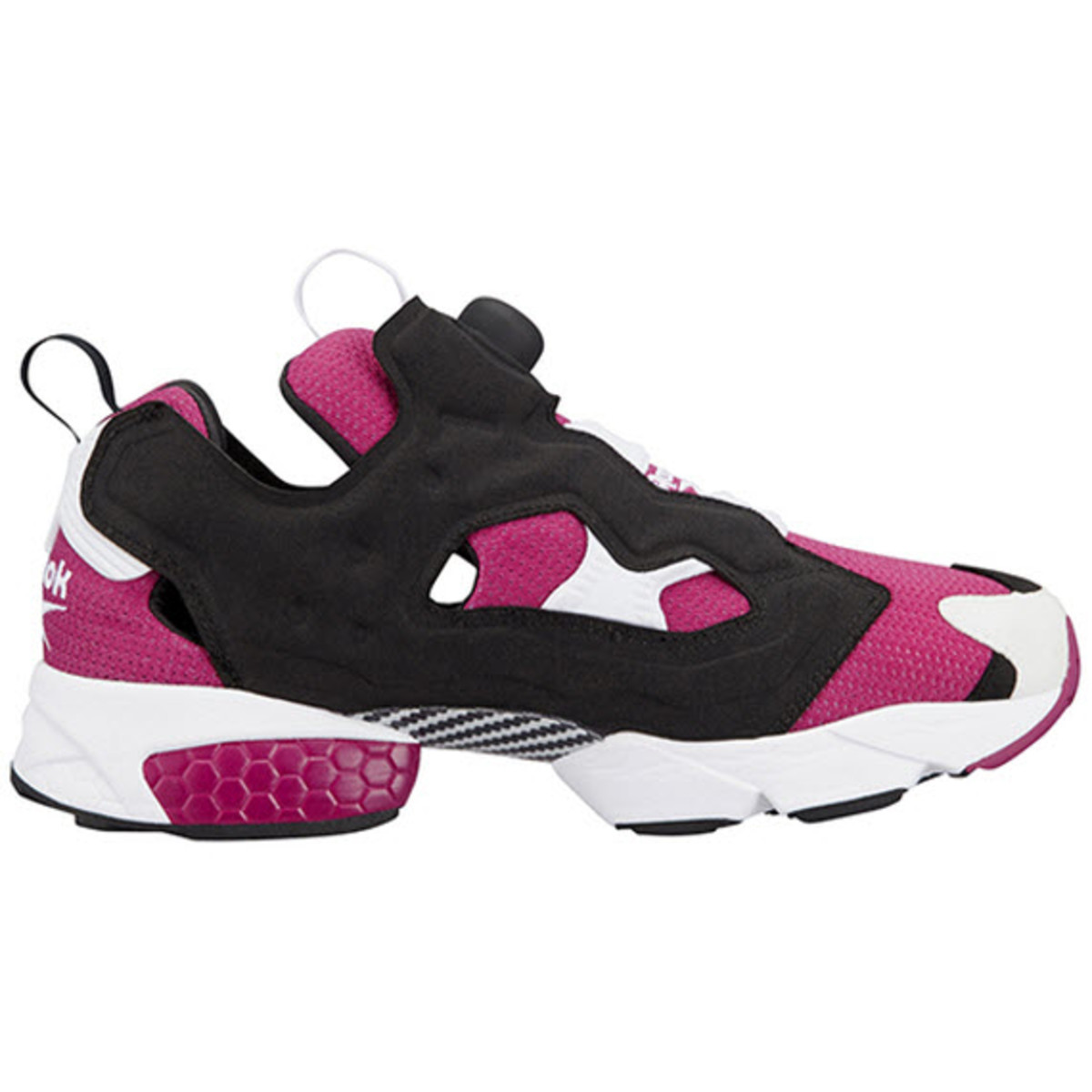 reebok insta pump fury og violet freshness mag. Black Bedroom Furniture Sets. Home Design Ideas