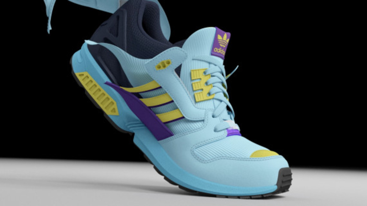 adidas Originals ZX FLUX - Successor To The ZX8000 | Preview Video - 1