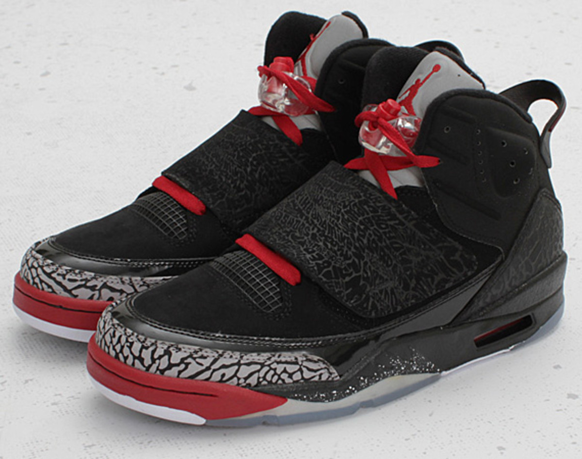 super popular 9409e a79a8 Jordan Son Of Mars Black Varsity Red   Release Info - Freshness Mag