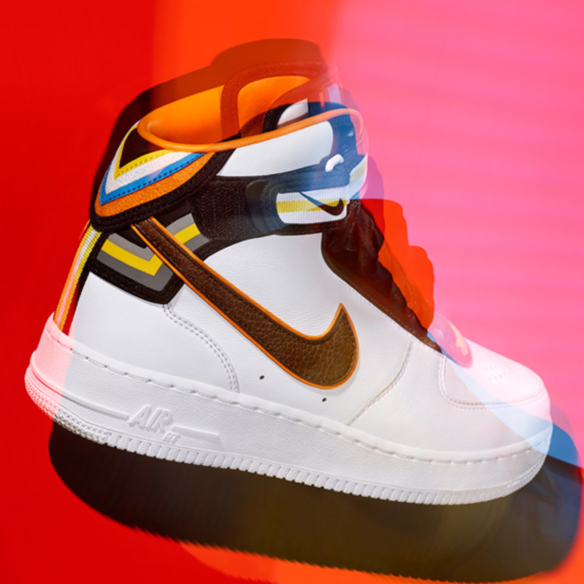 nike air force 1 mid colors