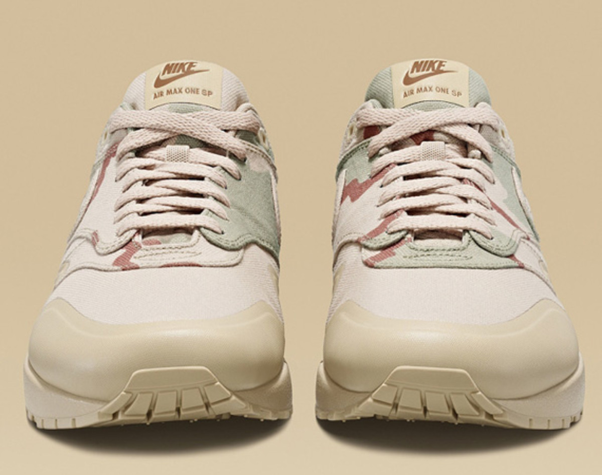 e98ca5c14a762b Nike Air Max 1 MC SP Style  667401-220. Color  Sand Sand Bison.  ADVERTISEMENT. Thanks for watching! Visit Website. ADVERTISEMENT. Thanks  for watching!