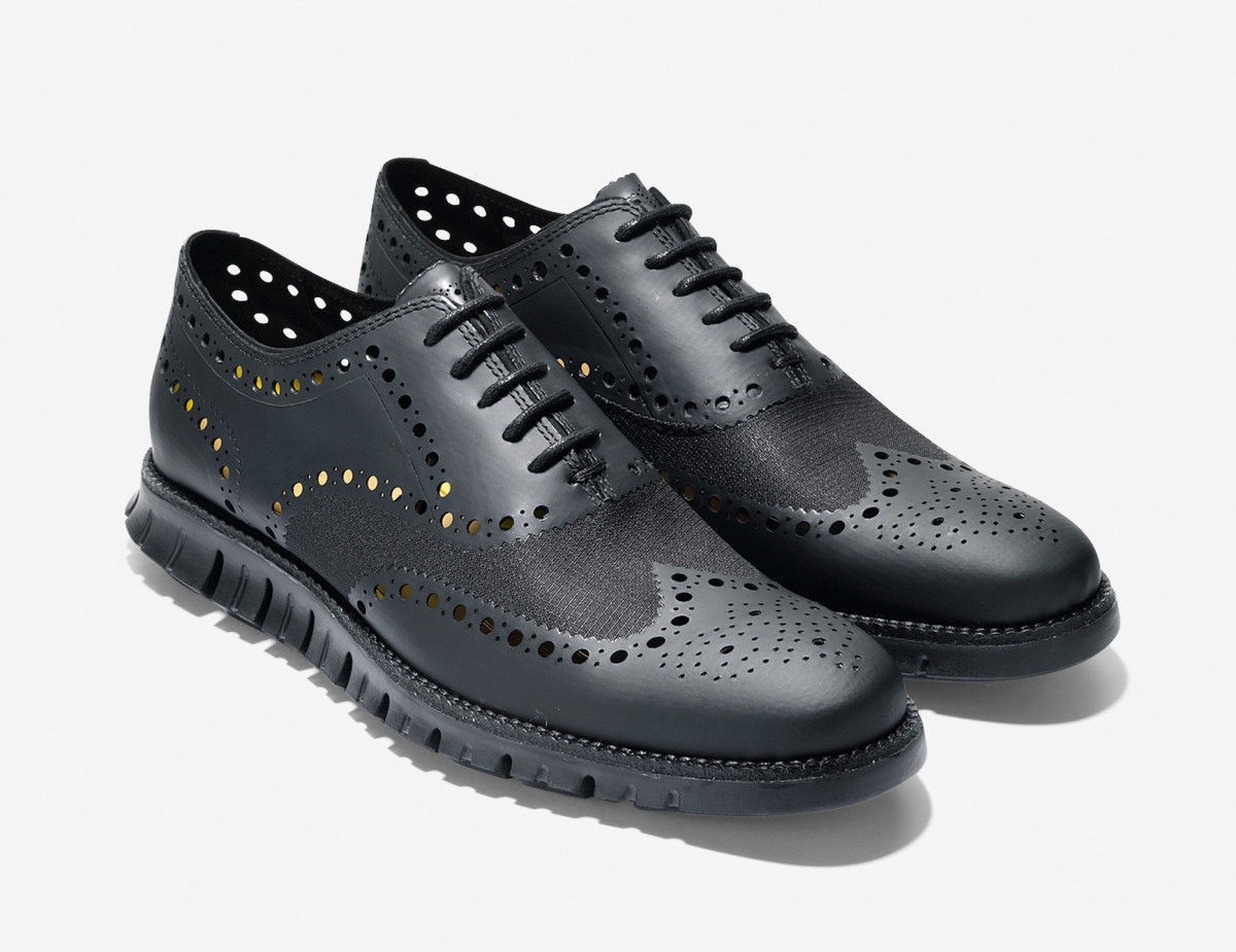 On Saturday, March 3rd, Cole Haan will introduce a leather LunarGrand wingtip exclusively at Cole Haan Soho. For the first time, the LunarGrand will be available for both men and women.