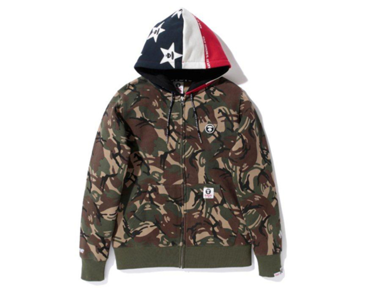 db65df324963 AAPE by A BATHING APE is getting ready to launch their first drop for 2013.  These January releases are from the latter portion of their Fall Winter ...