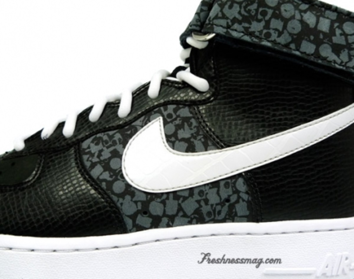 Nike Air Force 1 High ZF - Stash Fat Cap