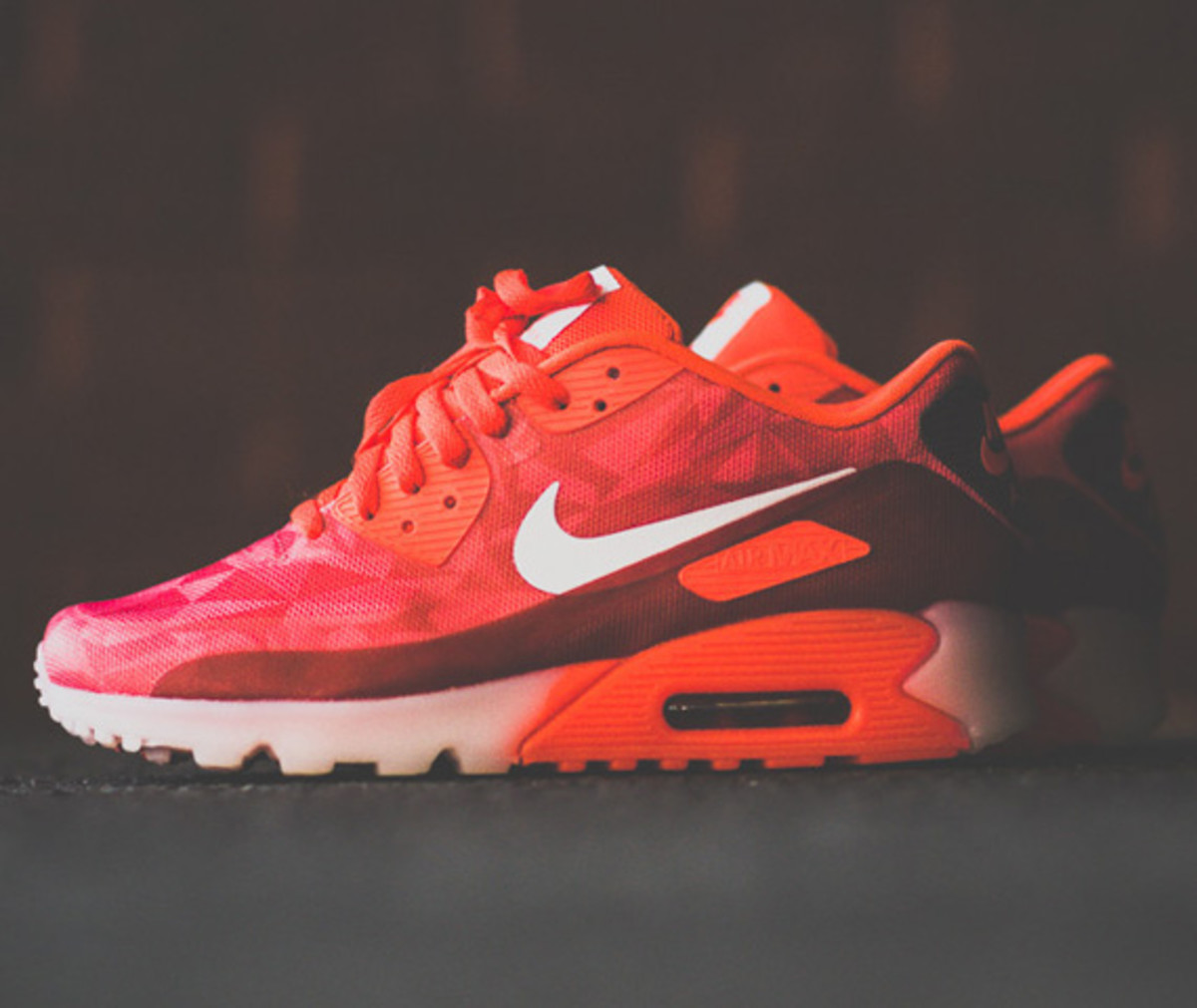 Nike Air Max 90 Ice Gym Red izabo.co.uk