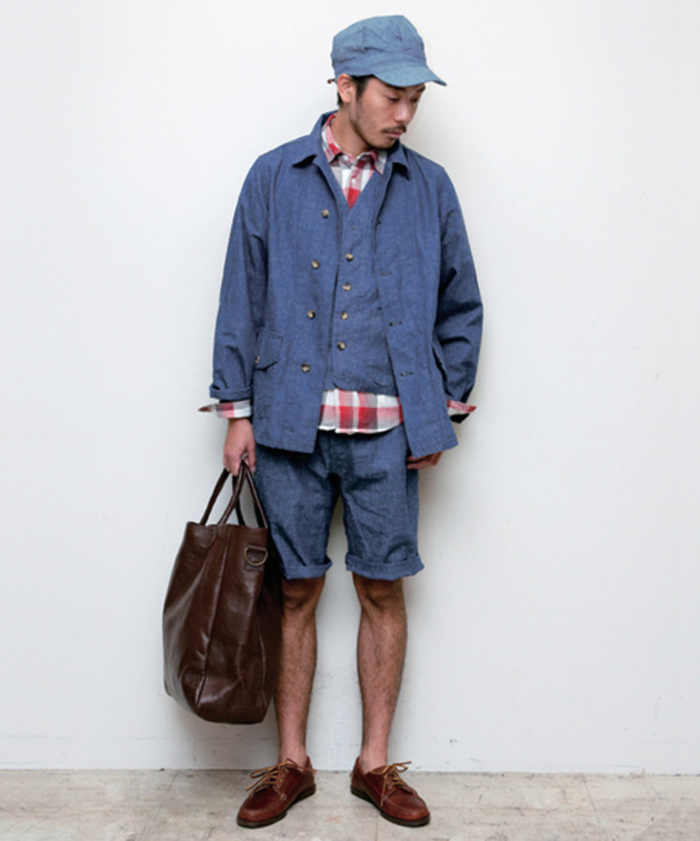BEAMS PLUS - Spring/Summer 2013 Collection Lookbook