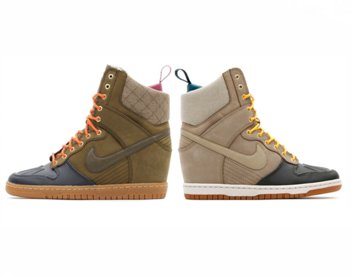 innovative design 55605 9dc97 ... shopping theres little doubt that the nike dunk super sky hi has a been  one of