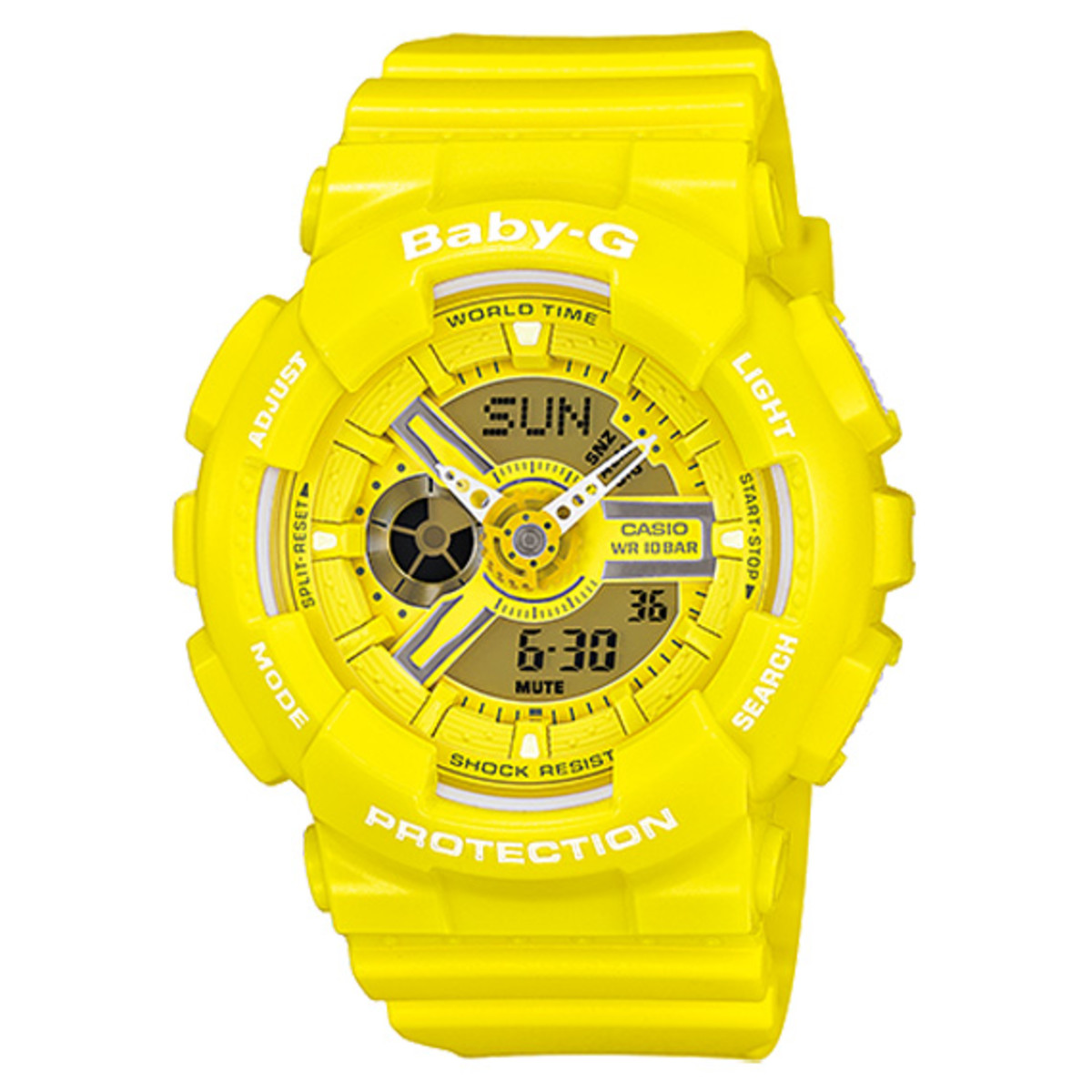 Casio G-Shock GA-110 + Baby-G BA-110 Matching Collection - 6