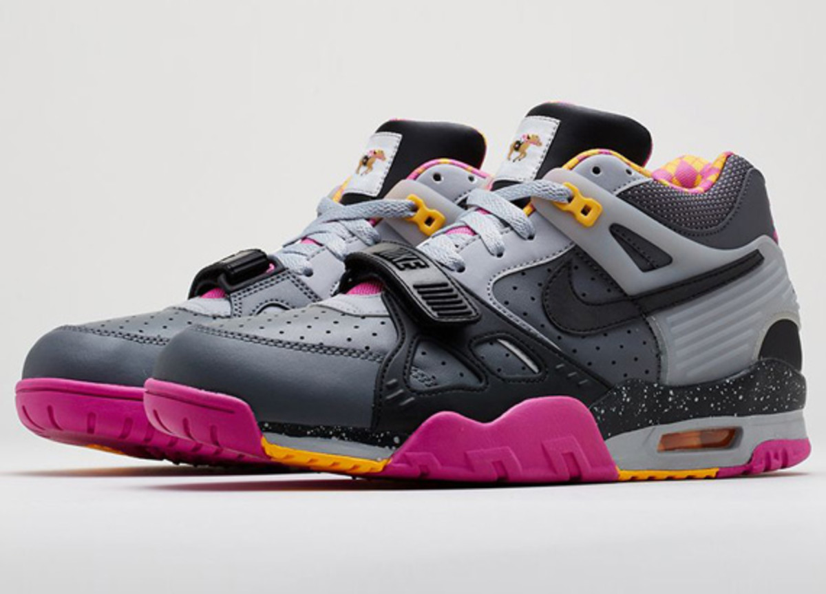 """Nike Air Trainer 3 - """"Bo Knows Horse"""
