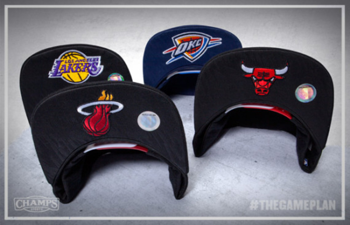 The Game Plan by Champs Sports - Undervisor Snaps & Straps Collection - 7