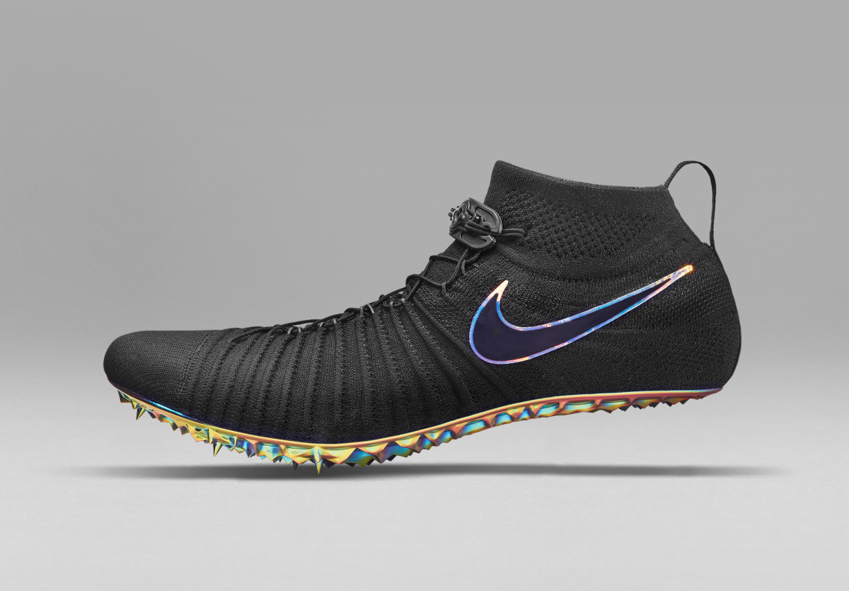 1300e0a83 The Nike Zoom Superfly Flyknit Is Specifically Optimized for ...