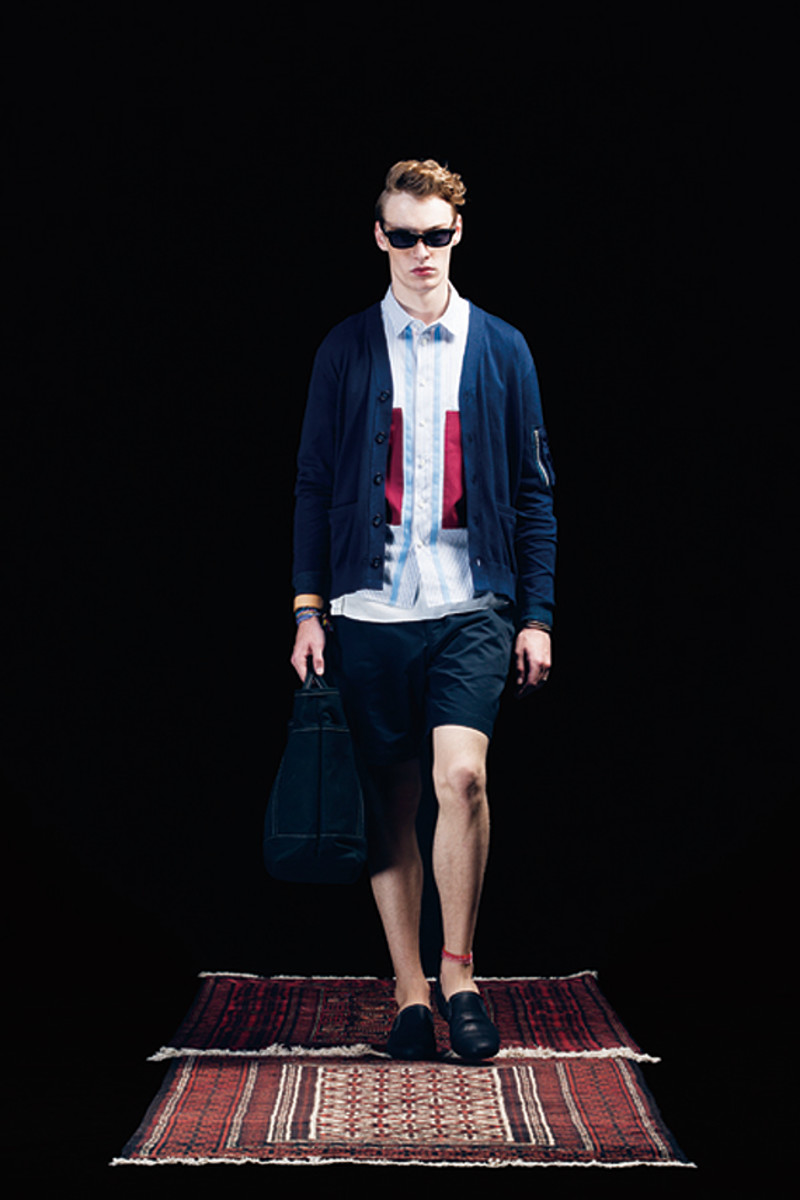WHIZ Limited - Spring Summer 2014 Collection Lookbook 20