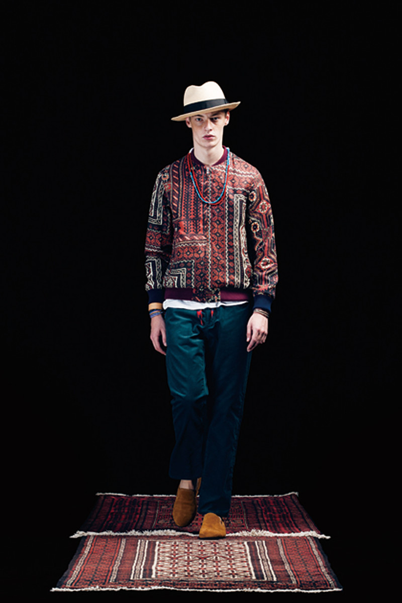 WHIZ Limited - Spring Summer 2014 Collection Lookbook 19