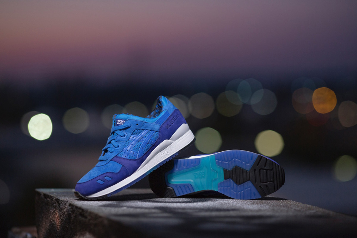Hanon Teams Up With ASICS on a 25th Anniversary GEL-Lyte III ... 3ee01614b