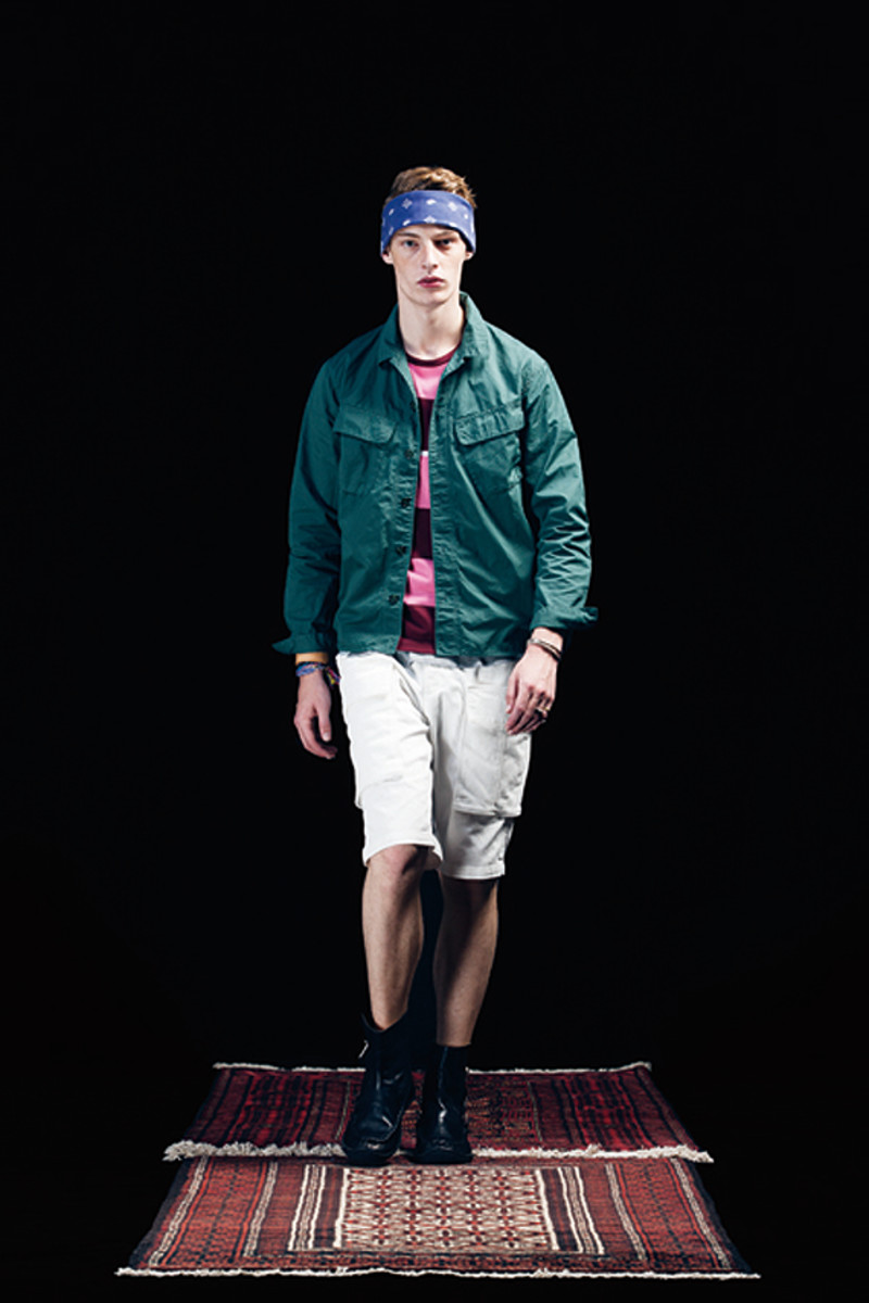 WHIZ Limited - Spring Summer 2014 Collection Lookbook 24